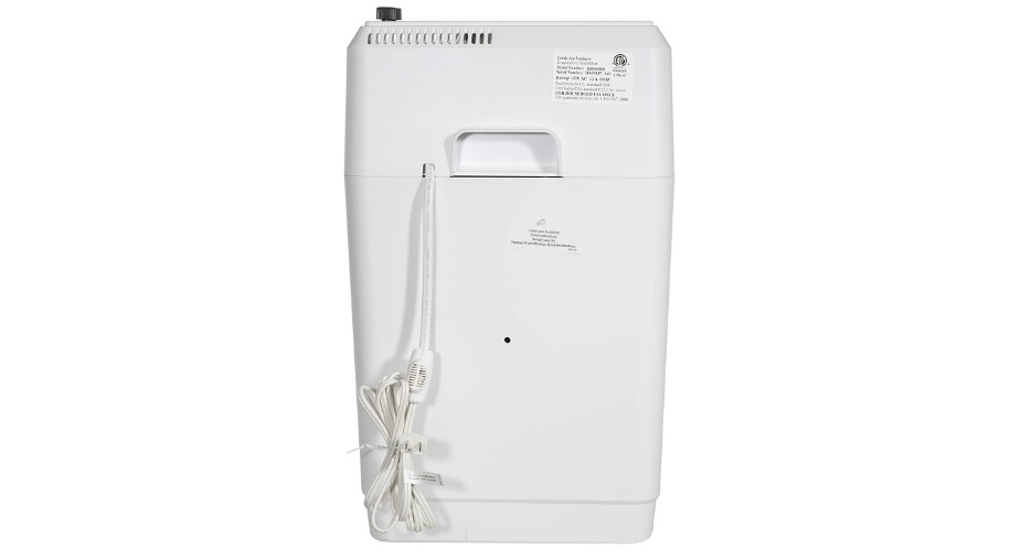 AIRCARE Space-Saver Evaporative Whole House Humidifier