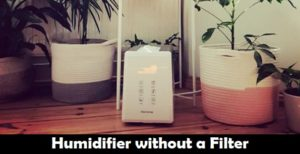 humidifier without filter